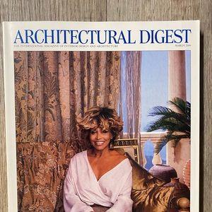 Architectural Digest Tina Turner